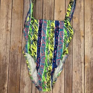 Fire Vintage Swimsuit 🔥